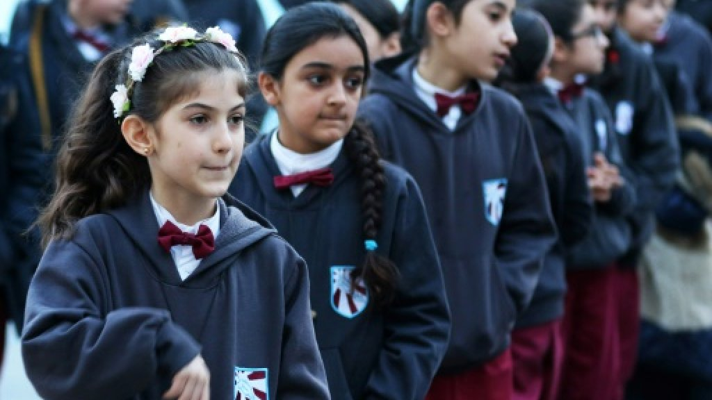 In Jordan, Iraqi Christians dream of fresh start abroad
