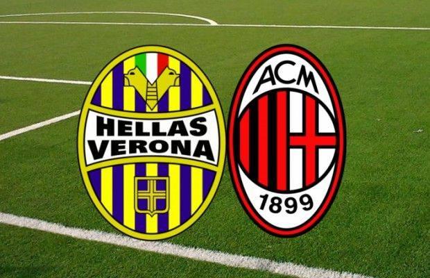 #VeronaMilan