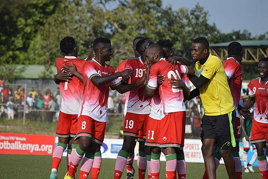 Harambee Stars promised Sh6 million reward on Cecafa triumph