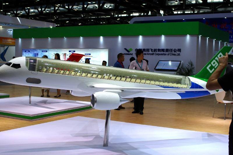 Second prototype of China's C919 jet conducts test flight: state TV