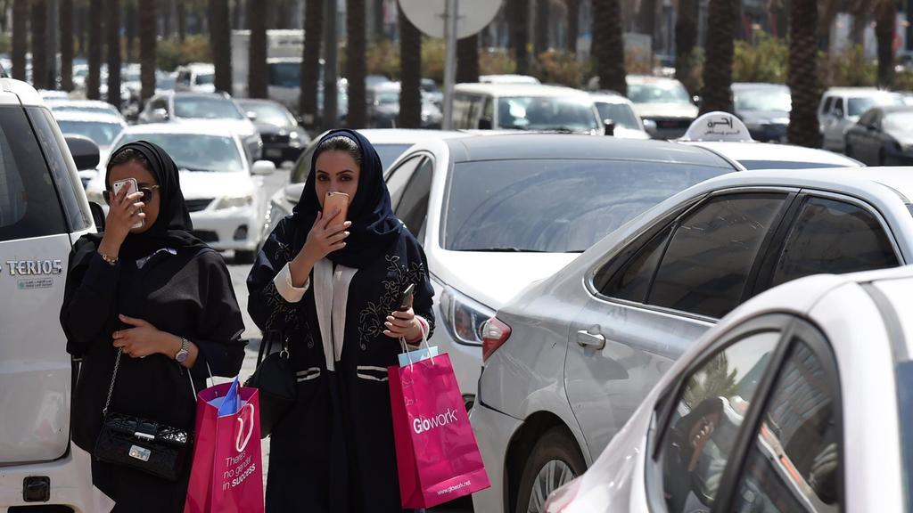 Saudi Arabia allows women to drive trucks and motorcycles