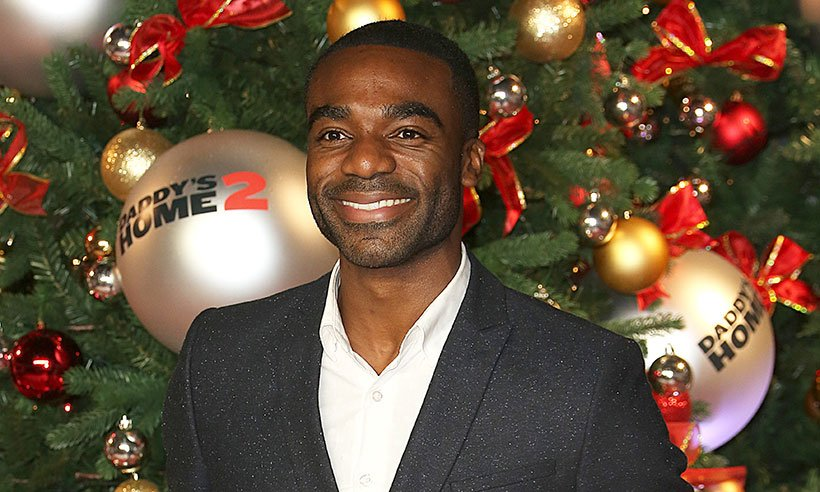 Strictly star and dad-to-be Ore Oduba reveals his Christmas plans to HELLO!