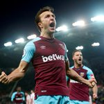 West Ham's Noble pleased to score in his 300th league game