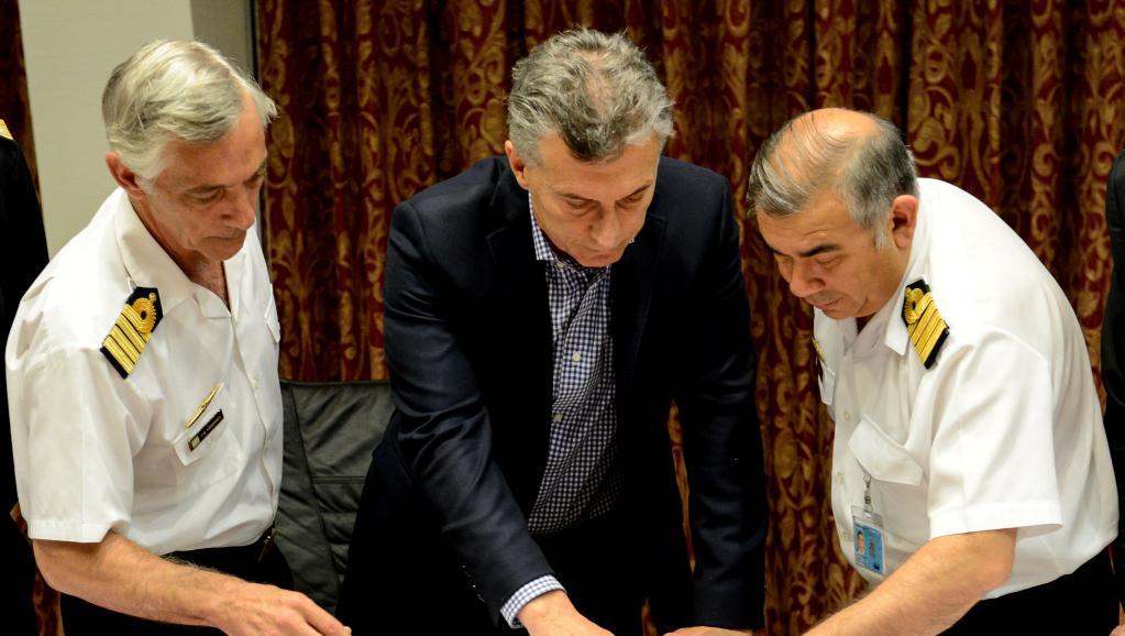 Le chef de la marine argentine limogé après le drame du sous-marin «San Juan»