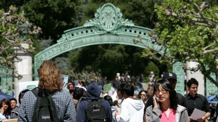 UC Berkeley Students Robbed At Gunpoint