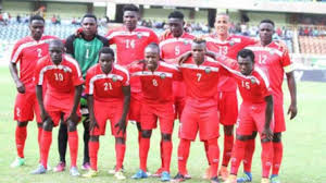 Harambee Stars put your best foot forward