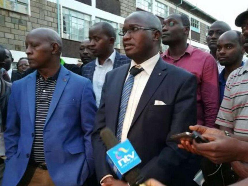 Nyeri MCA Peter Weru to be buried on Monday