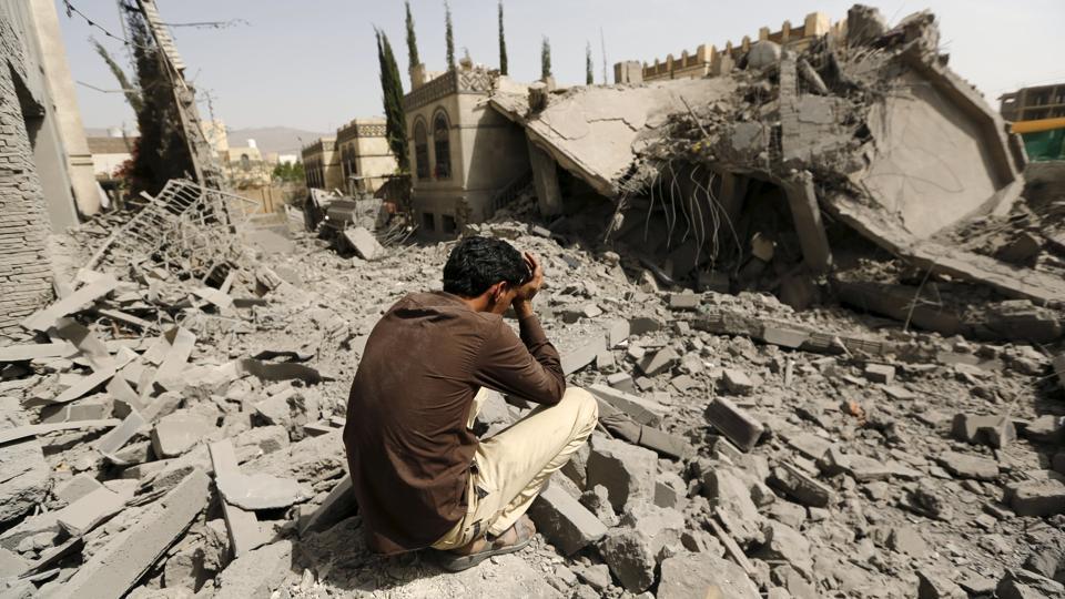 Saudi airstrike hits wedding ceremony in Yemen killing 10 women