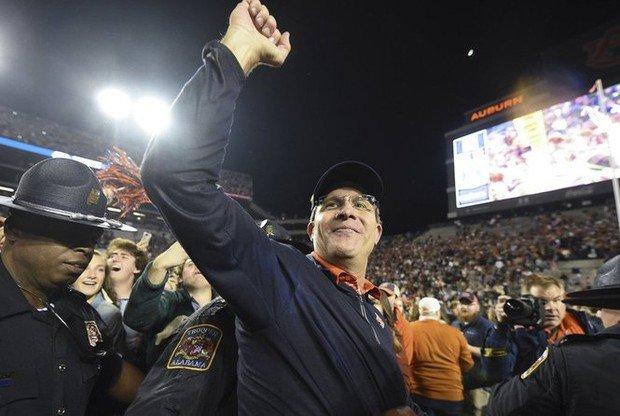 The Alabama win changed everything for Gus Malzahn and Auburn