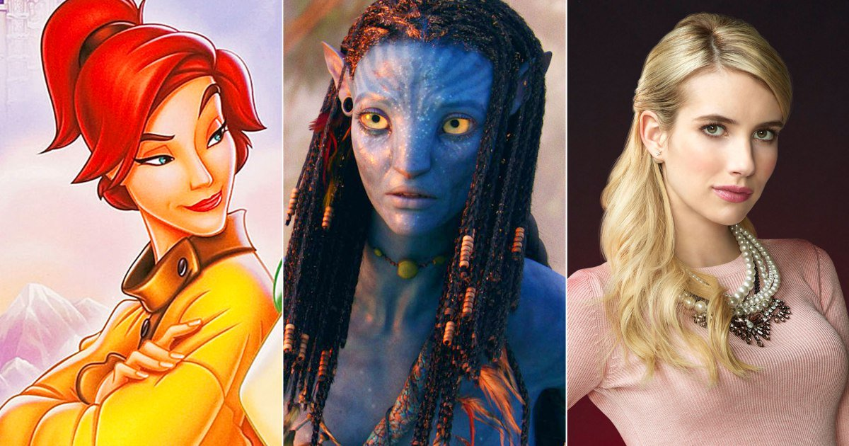 11 characters who are now technically Disney princesses:
