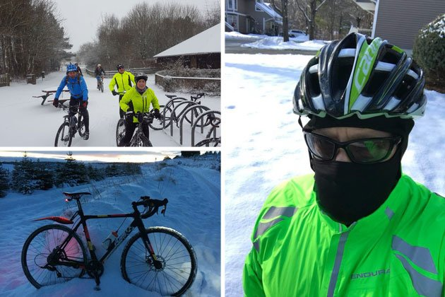 test Twitter Media - Cycling in the snow: your photos | https://t.co/N2zcoWjrTq https://t.co/EdPUOS2v4I
