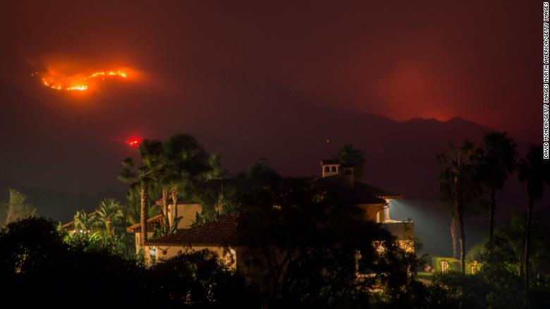Couple loses two homes in two months to California wildfires