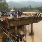 Deadly tropical storm hits eastern Philippines