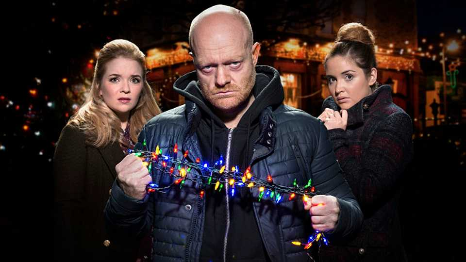 Fans speculate whether Max will MURDER Lauren and Abi this Christmas