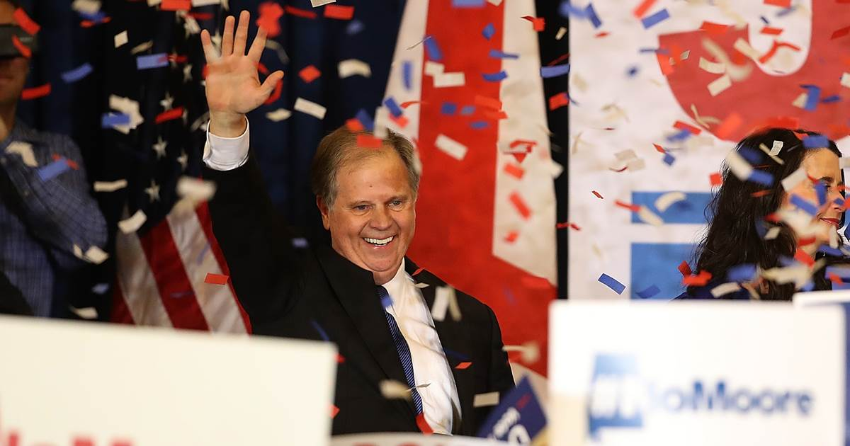 After Alabama, Democrats have a big dream: The House and Senate