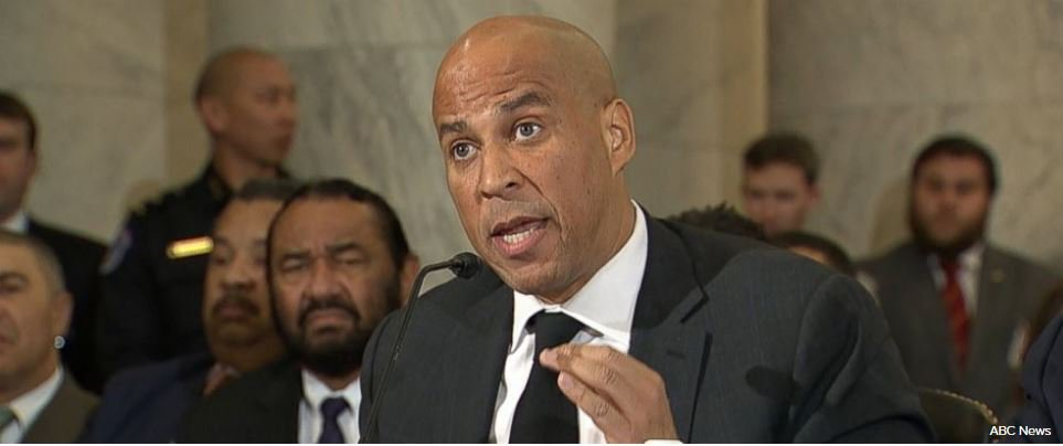 Police beef up Sen. Cory Booker's security following death threat