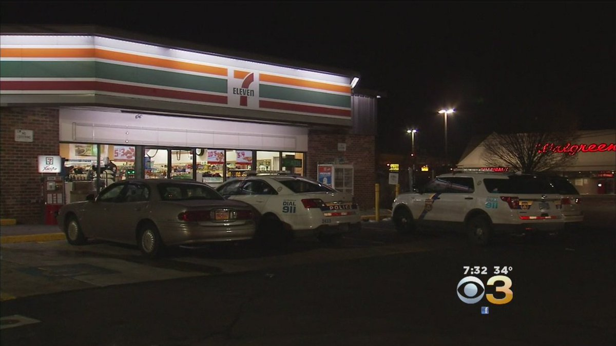 7-Eleven Robbed By 2 Men Armed With Assault Rifle