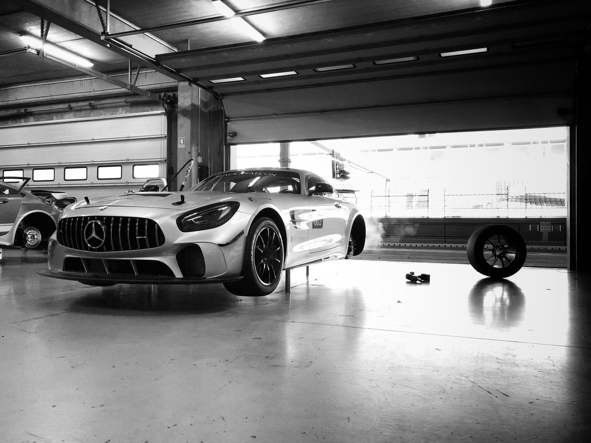 test Twitter Media - Final day of testing, it's been a long but flat out week for the new @MercedesAMG GT4, making sure we're going to have the best and fastest GT4 out there. #AMG #AMGGT4 #AMGGTR https://t.co/NEVgMzaVwD