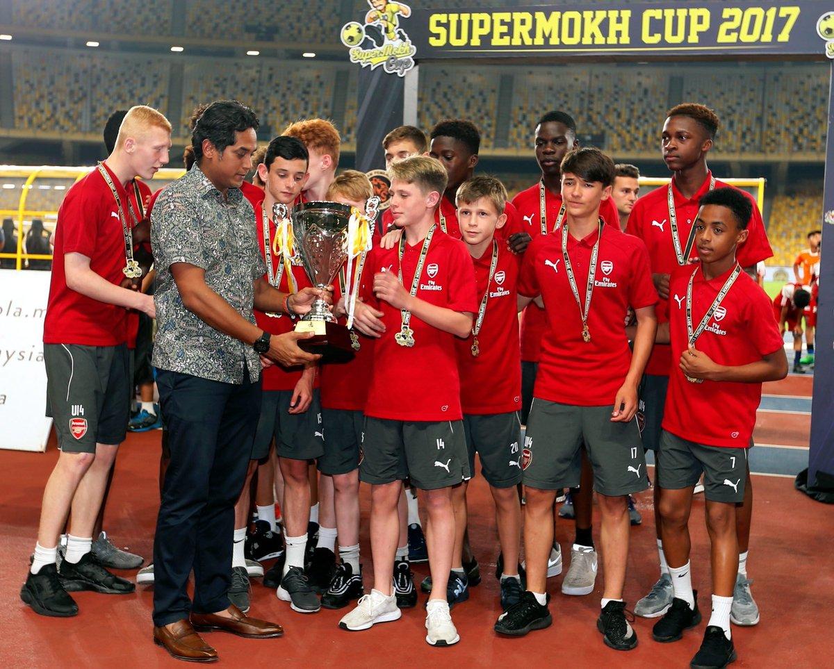 3 wakil negara tumbang di final Piala SuperMokh