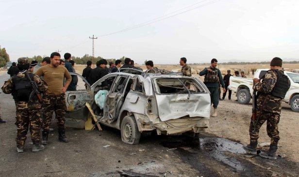 Taliban bunuh 11 polis Afghanistan