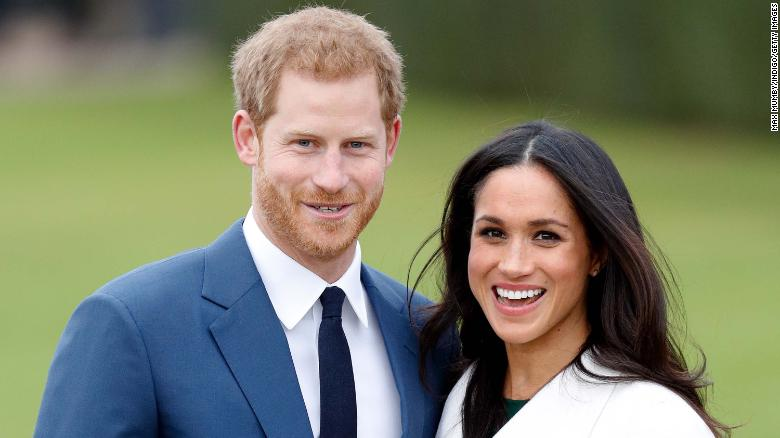 Prince Harry and Meghan Markle will marry on May 19, 2018, Kensington Palace says
