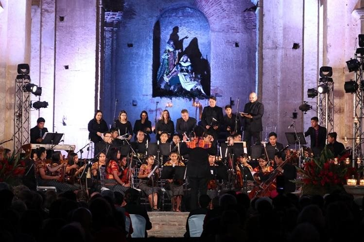 Sonidos de Esperanza presenta recital en Antigua Guatemala