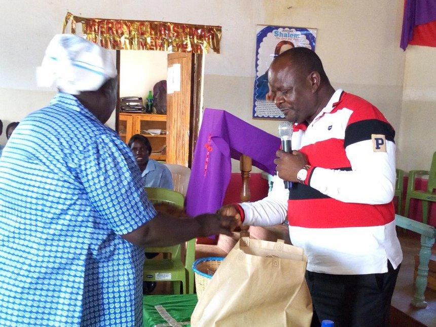 'Ordinary' Raila cannot frustrate Uhuru's presidency - MP Washiali