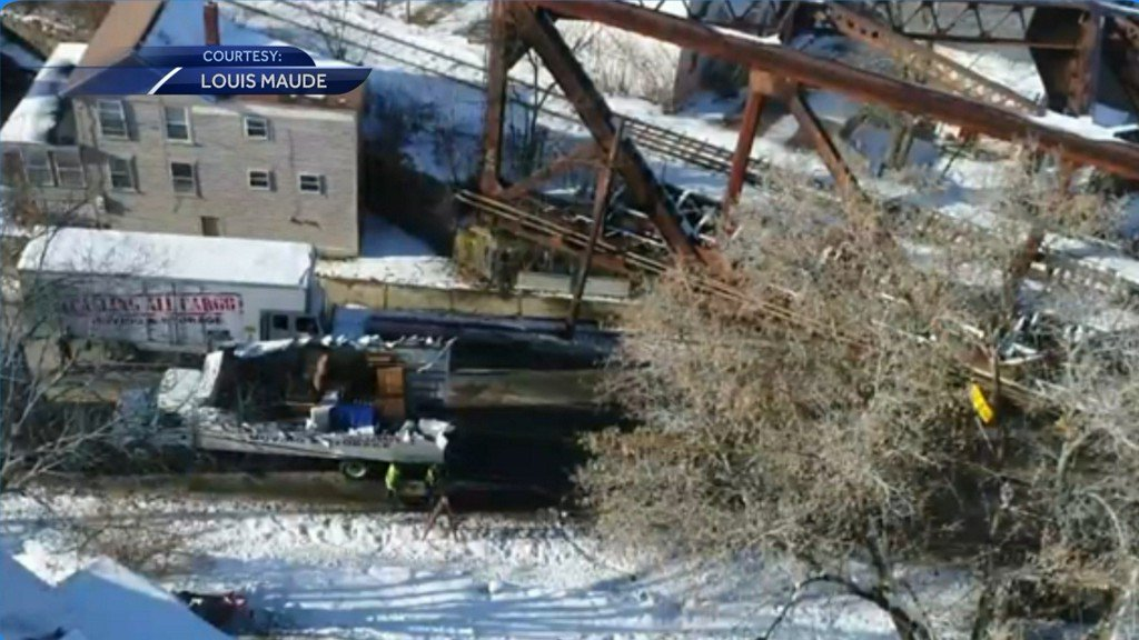 Truck driver not charged after crashing into Dover bridge