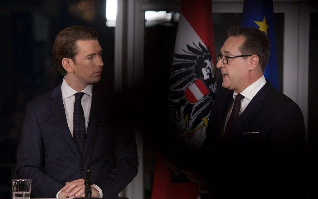 Turkey accuses new Austria government of racism