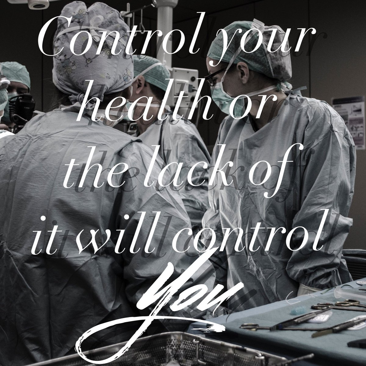 test Twitter Media - Better to be in control of your #health than to have it control you. You can't prevent all disease but you can lower your risk. #healthandsafety https://t.co/lkdNR10Pkd