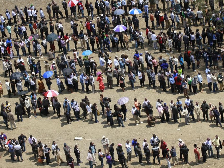 Free polls don't always equal democracy: the case of Kenya