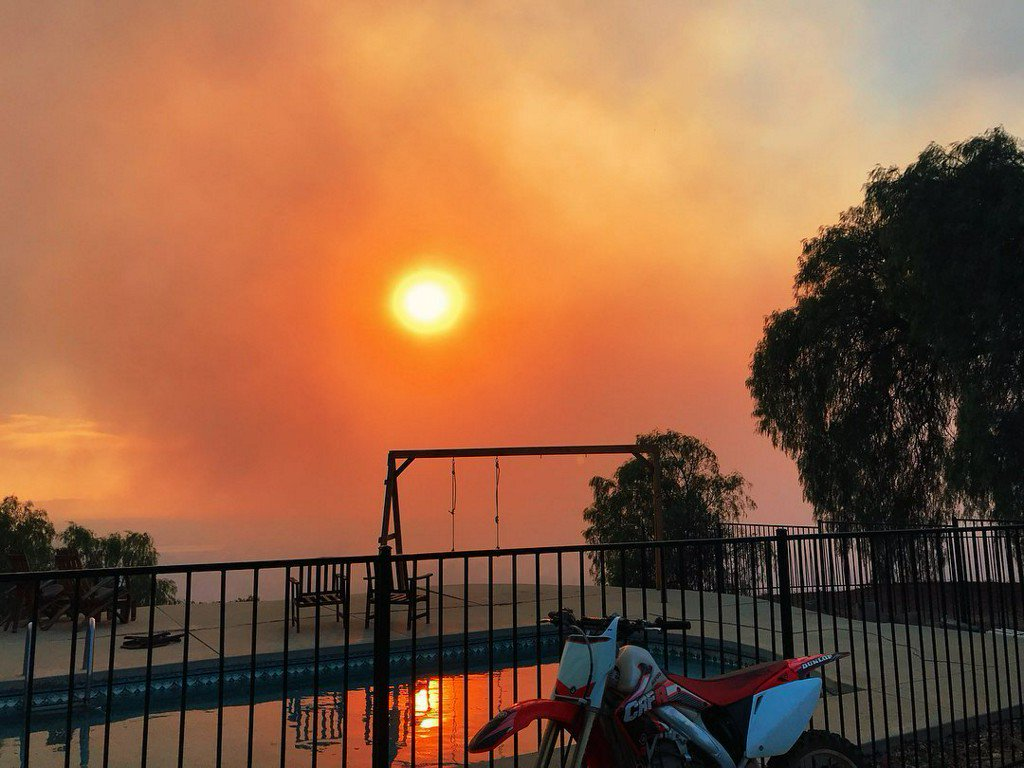 The California wildfires by thenumbers