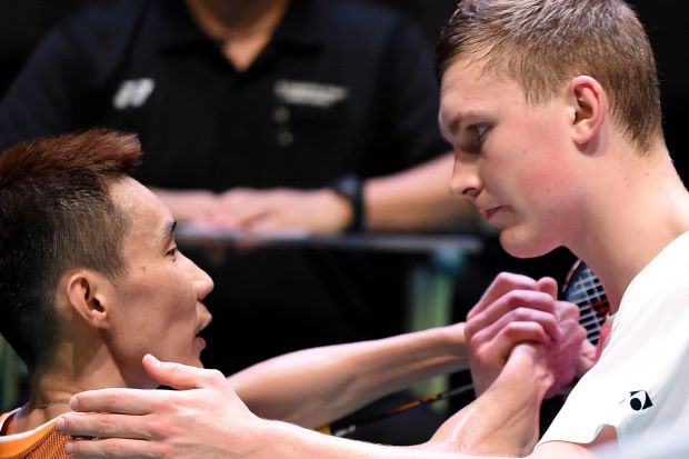 Lee Chong Wei fails in bid for fifth world title