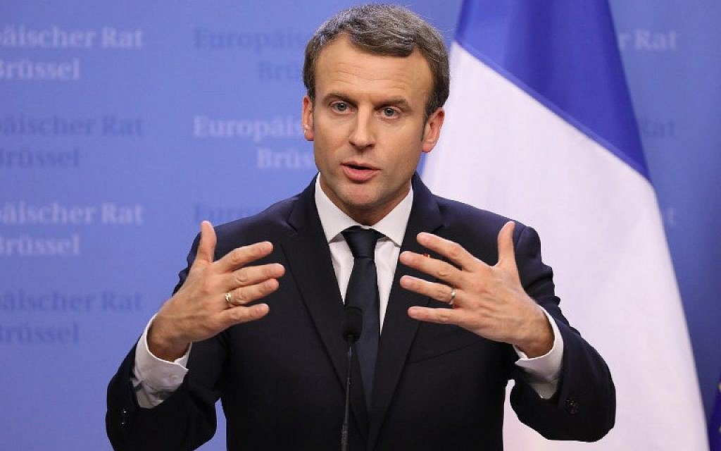 War against IS in Syria will be won by February — France's Macron