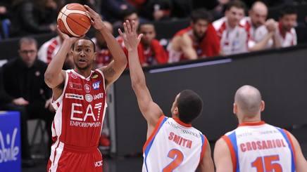 Basket, Serie A: Milano ferma Cantù. Bologna si rilancia