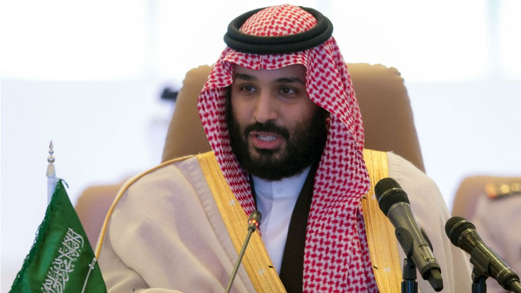 Saudi Arabia's anti-corruption prince buys $300 million French chateau