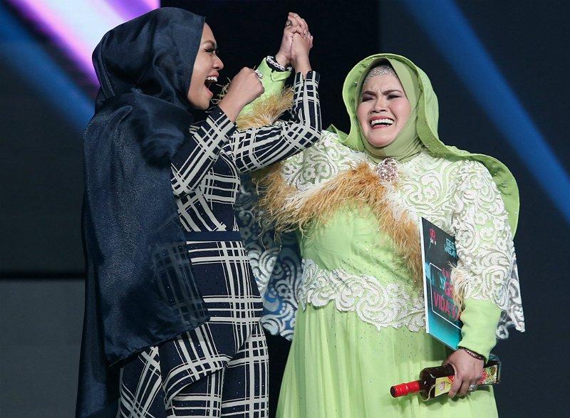 Aisyah is GV4 champion