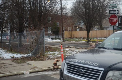 Man killed in Trenton Sunday morning