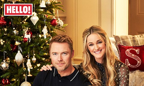 Read our exclusive Christmas interview with @ronanofficial and @Storm_Keating