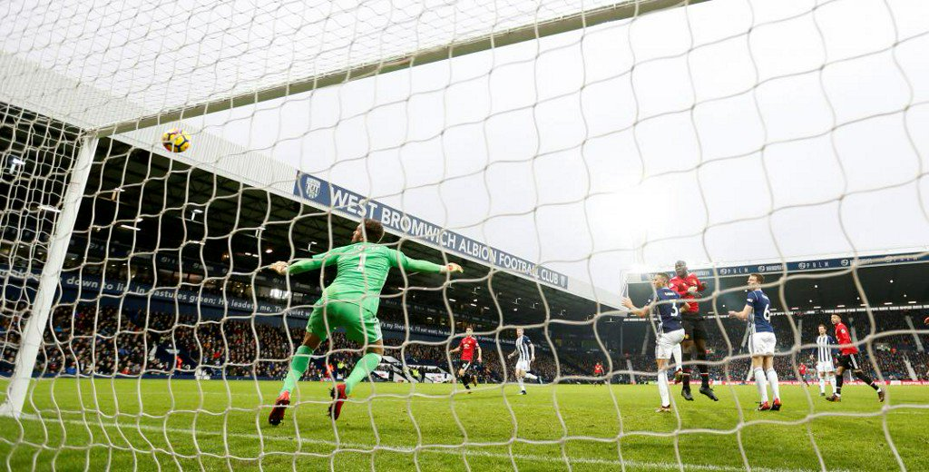 Lukaku, Lingard lift nervy Man United past West Brom