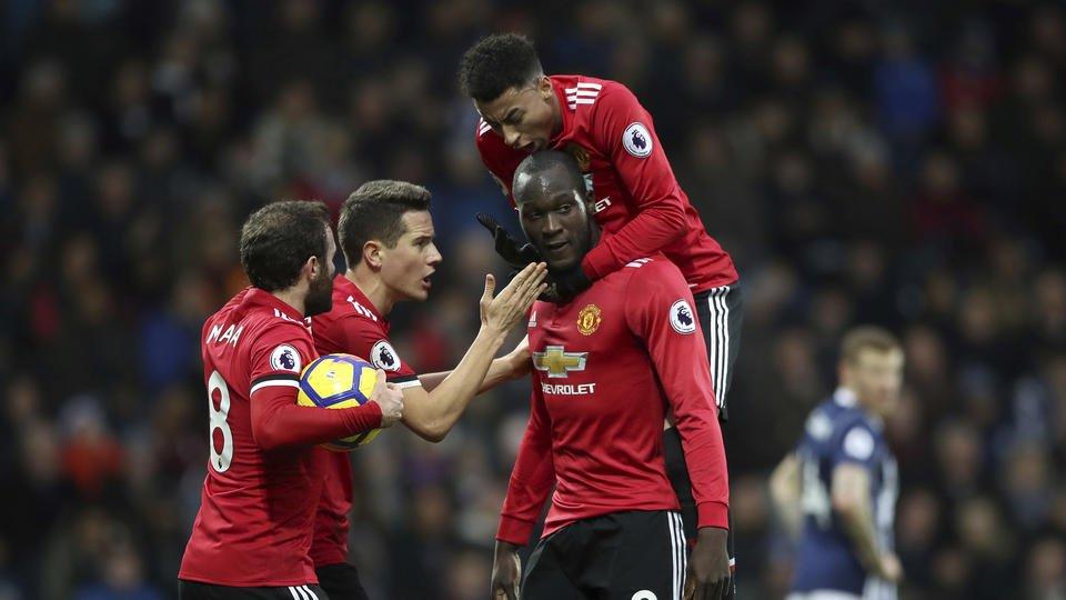 The Unhappy One: No smiles as Lukaku scores again for United