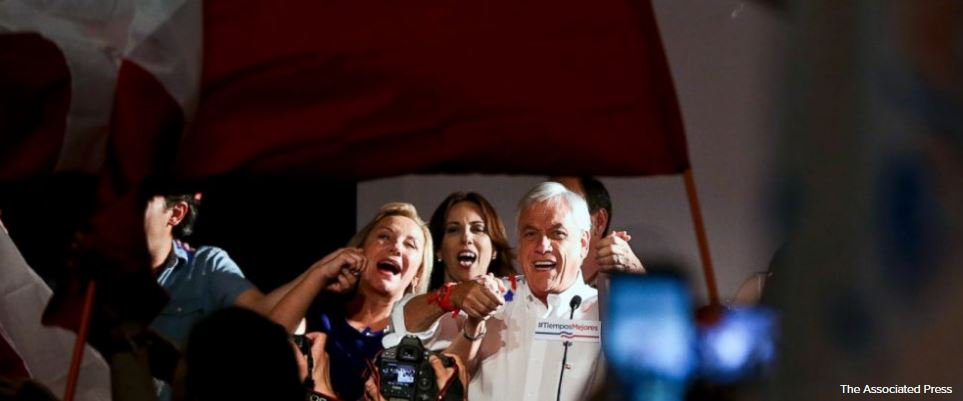 Chileans vote in fiercely contested presidential election https://t.co/PHdCaK5Bfe https://t.co/ctKw5QDTkZ