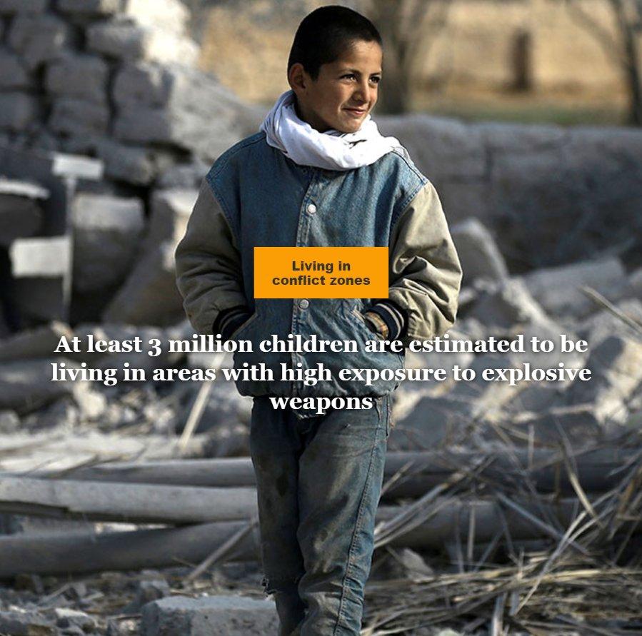 The children of Syria's war
