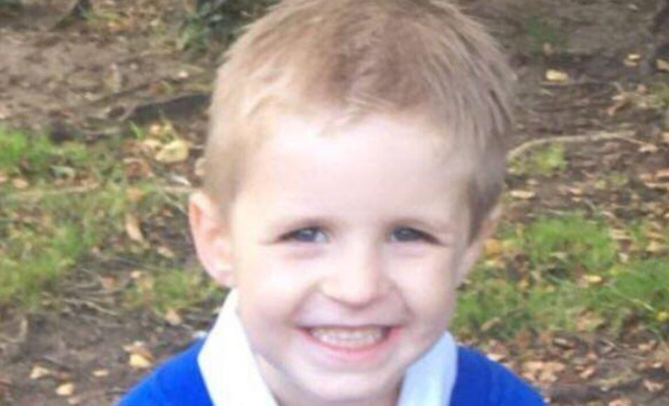 Parents' heartbreak over boy, 5, killed crossing the road