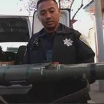WATCH: Bazooka turned in at gun buyback event