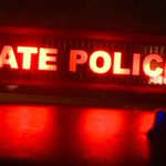 Rt. 15 closed in North Haven after crash involving 2 state policecruisers