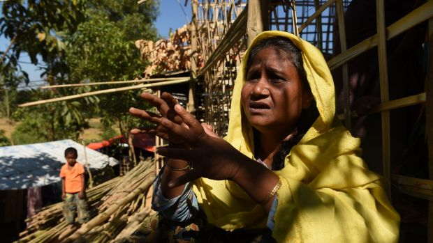 Rohingya threats ahead of expected forced returns