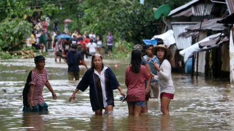 Tropical storm Kai-Tak leaves over 30 dead in Philippines