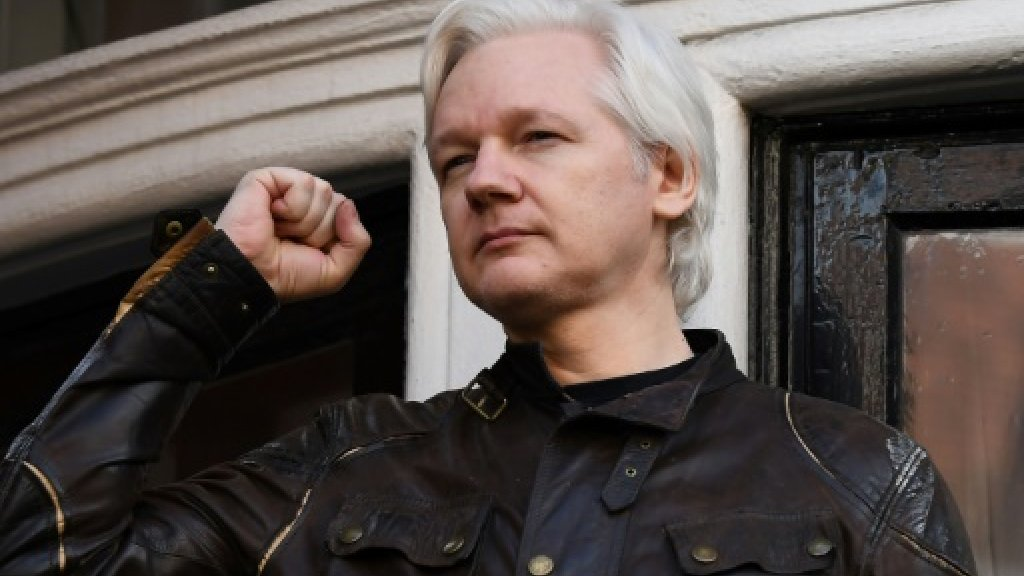 Assange told not to interfere in Catalonia: Ecuador president