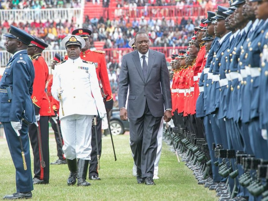 Sovereignty is not a stone on the ground that you can throw at Uhuru